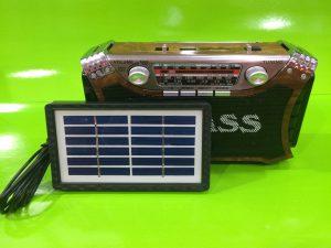 RADIO SOLAR 1044